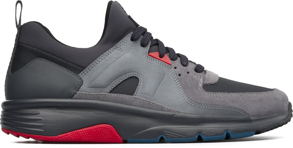 Camper Drift Gris Sneakers Home K100169-009