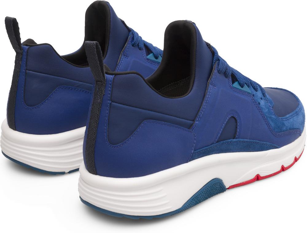 Camper Drift Blue Sneakers Men K100169-011