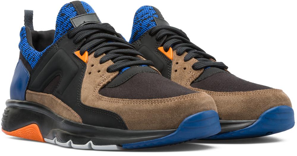 Camper Drift Multicolor Sneakers Hombre K100169-012