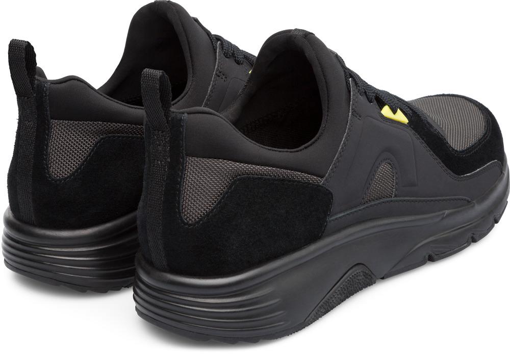 Camper Drift Black Sneakers Men K100169-017