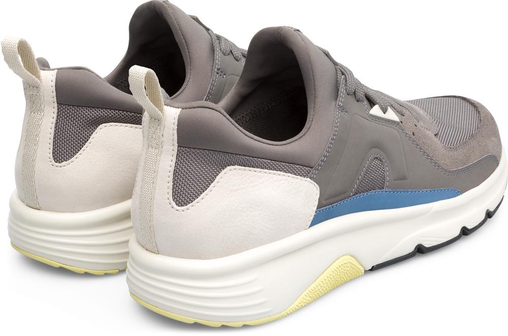 Camper Drift Gris Sneakers Hombre K100169-019