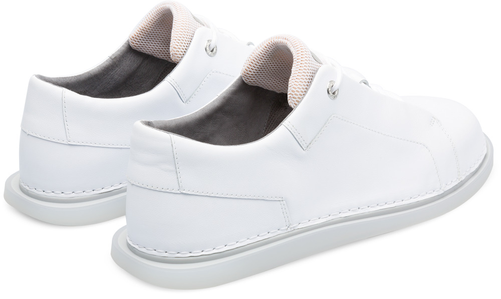 Camper Nixie White Casual Shoes Men K100176-008