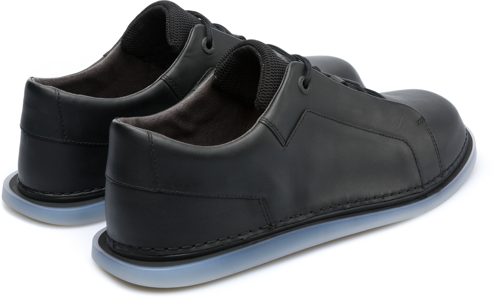 Camper Nixie Black Casual Shoes Men K100176-009