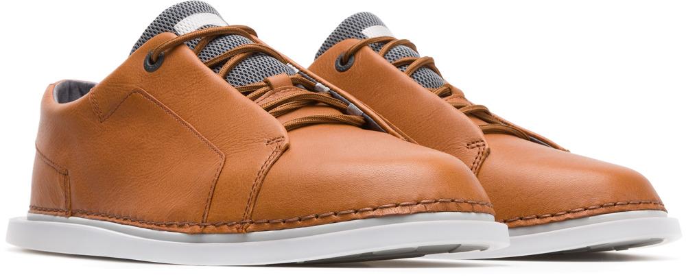 Camper Nixie Brown Casual Shoes Men K100176-010
