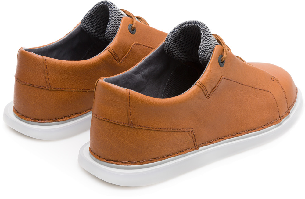 Camper Nixie Brown Casual Shoes Men K100176-010