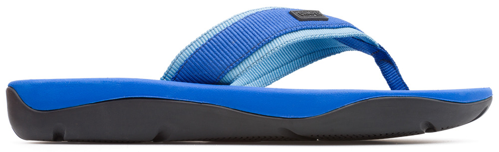 Camper Match Bleu Non Leather Homme K100182-004