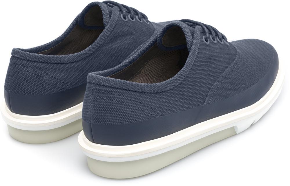 Camper Mateo Blue Formal Shoes Men K100184-002