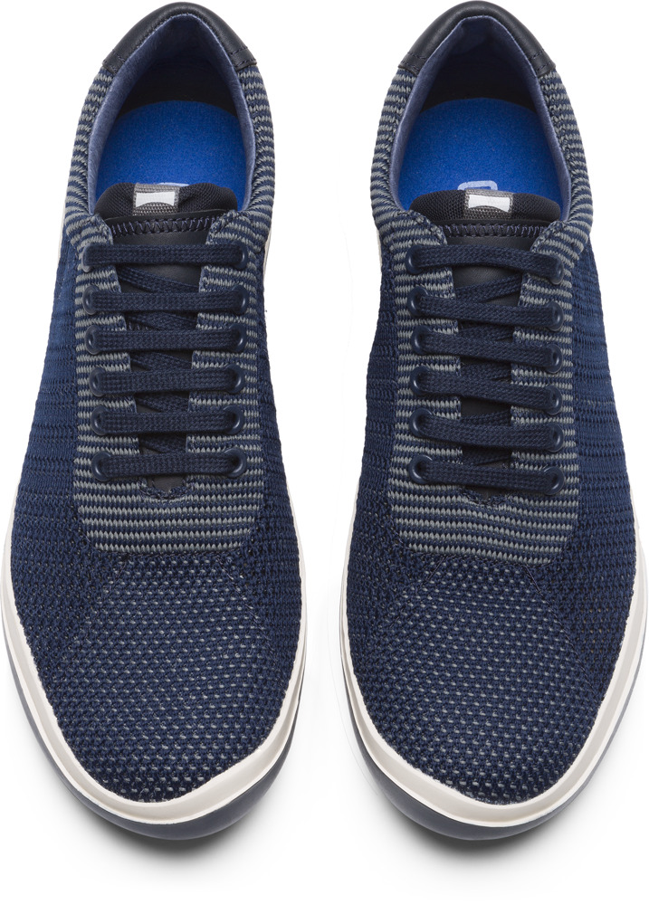 Camper Peu Slastic Blue Sneakers Men K100197-002