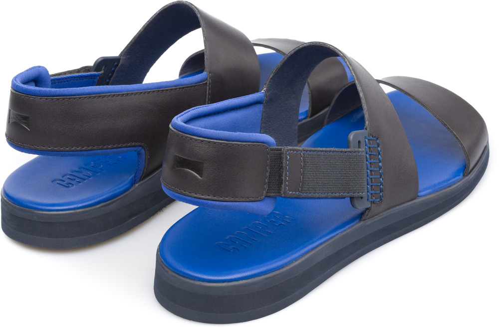Camper Spray Blue Sandals Men K100206-003