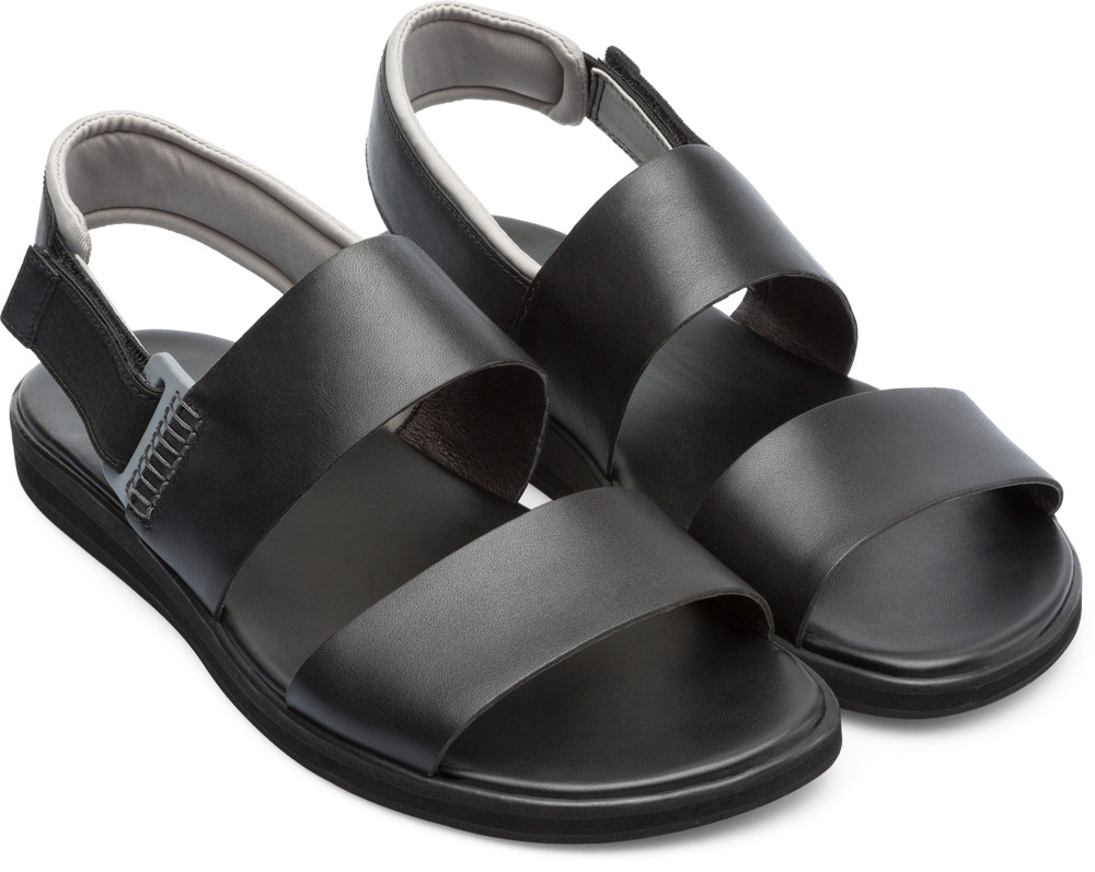 Camper Spray Black Sandals Men K100206-005