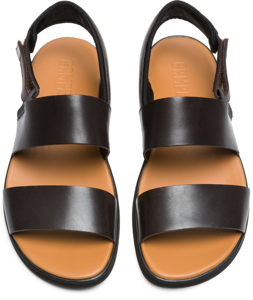 Camper Spray Brown Sandals Men K100206-007