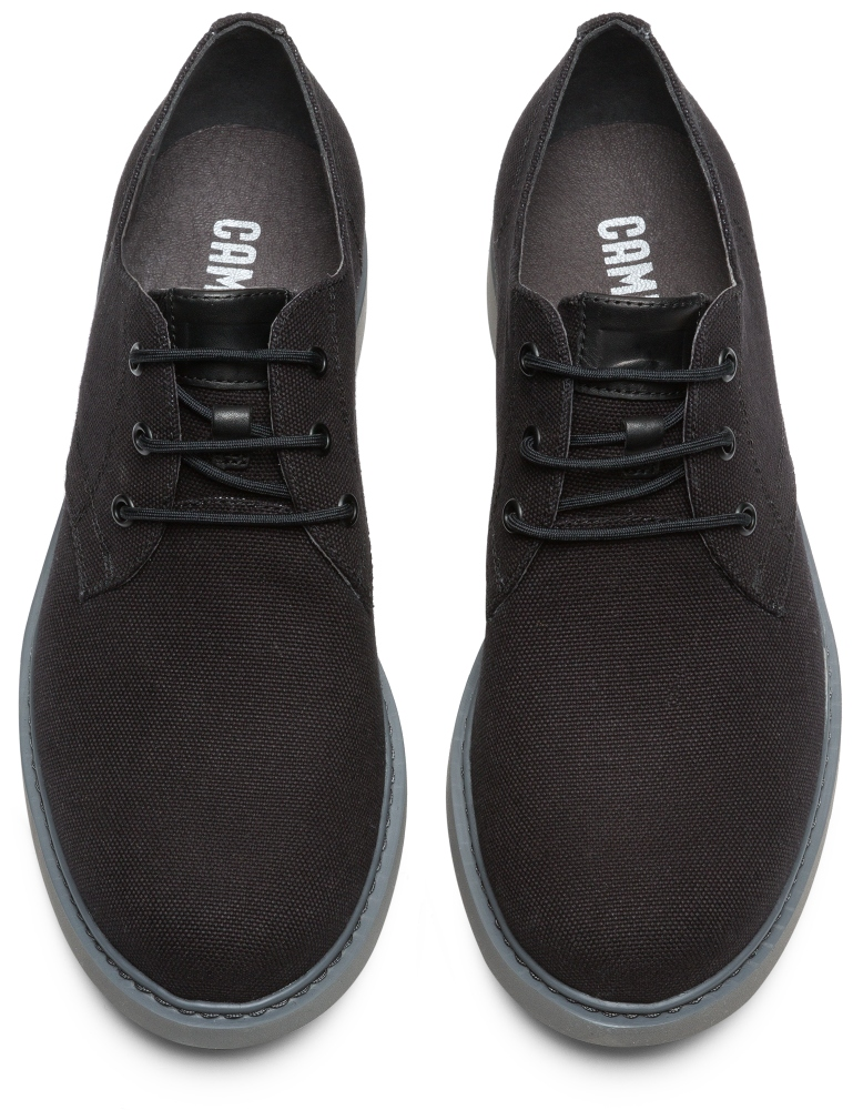 Camper Neuman Black Formal Shoes Men K100221-003
