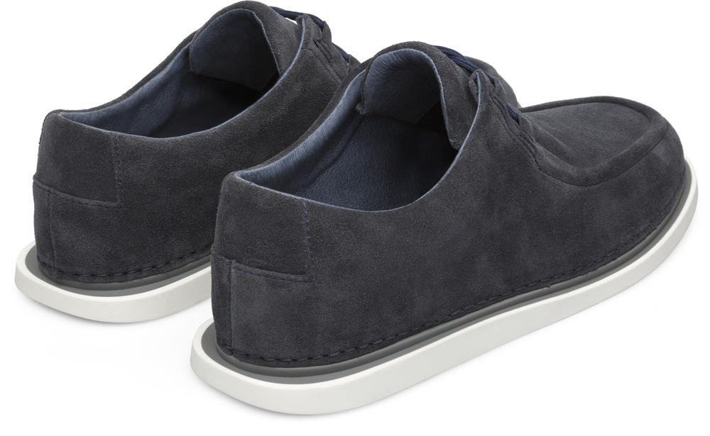 Camper Nixie Blue Casual Shoes Men K100223-002