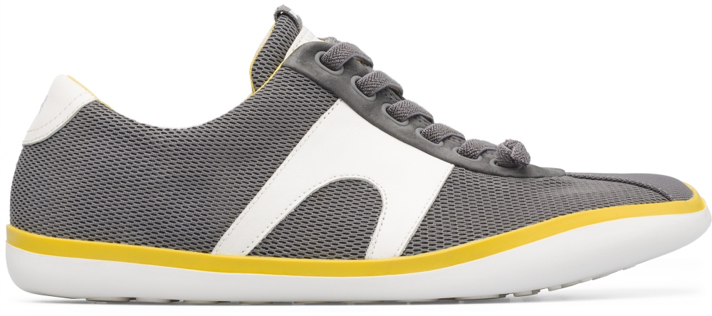 Camper Peu Slastic Grey Sneakers Men K100224-002