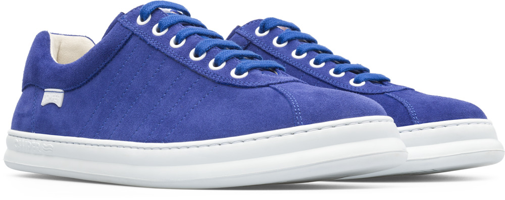 Camper Runner Blue Sneakers Men K100227-005