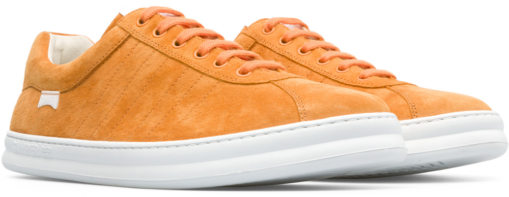 Camper Runner Orange Sneakers Men K100227-006