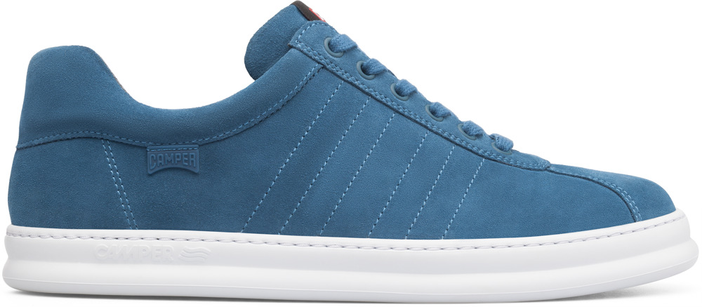 Camper Runner Blue Sneakers Men K100227-012