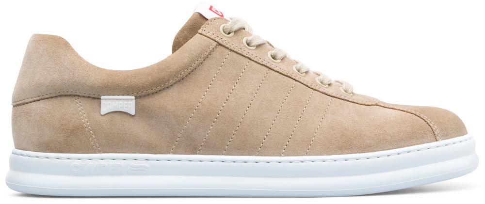 Camper Runner Beige Sneakers Hombre K100227-016