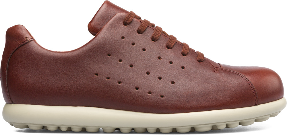 Camper Pelotas XLite Brown Casual Shoes Men K100230-003