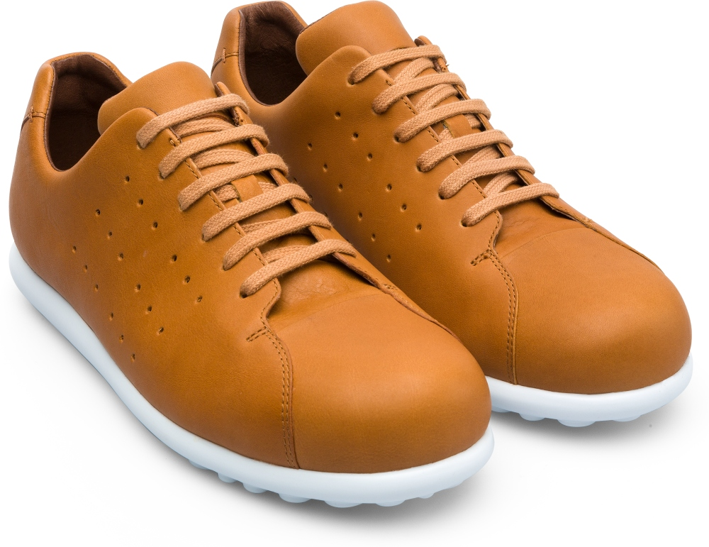Camper Pelotas Xlite Brown Sneakers Men K100230-004