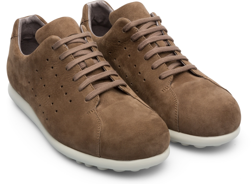 Camper Pelotas Xlite Brown Sneakers Men K100230-008