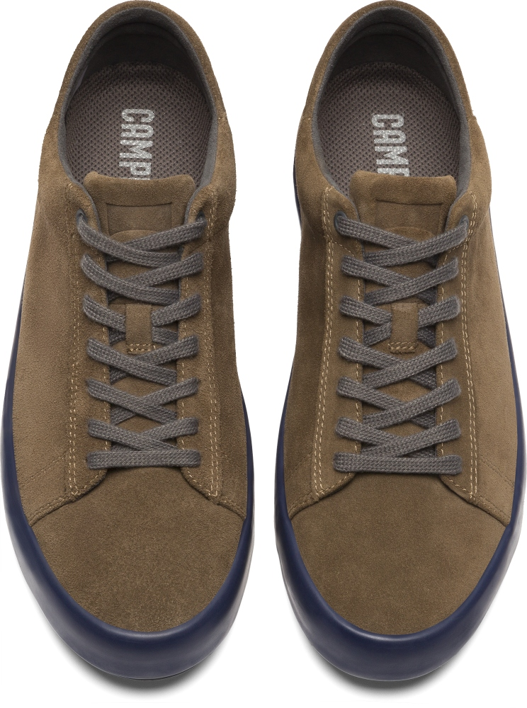 Camper Andratx Brown Sneakers Men K100231-005