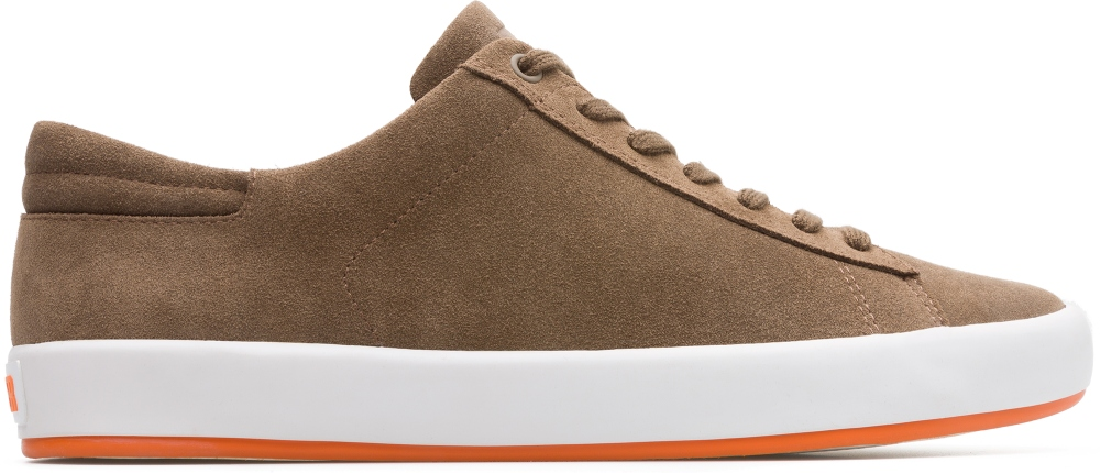 Camper Andratx Marron Baskets Homme K100231-007