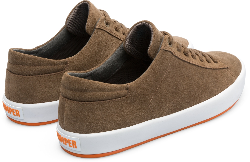 Camper Andratx Brown Sneakers Men K100231-007