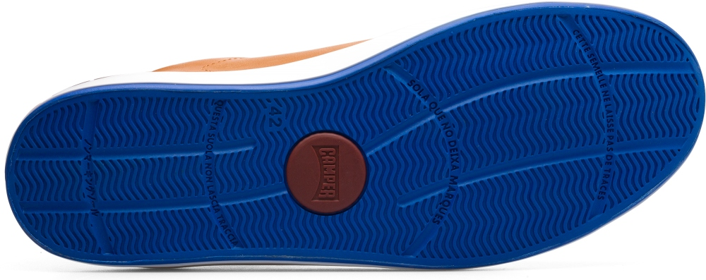 Camper Andratx Marron Baskets Homme K100231-010