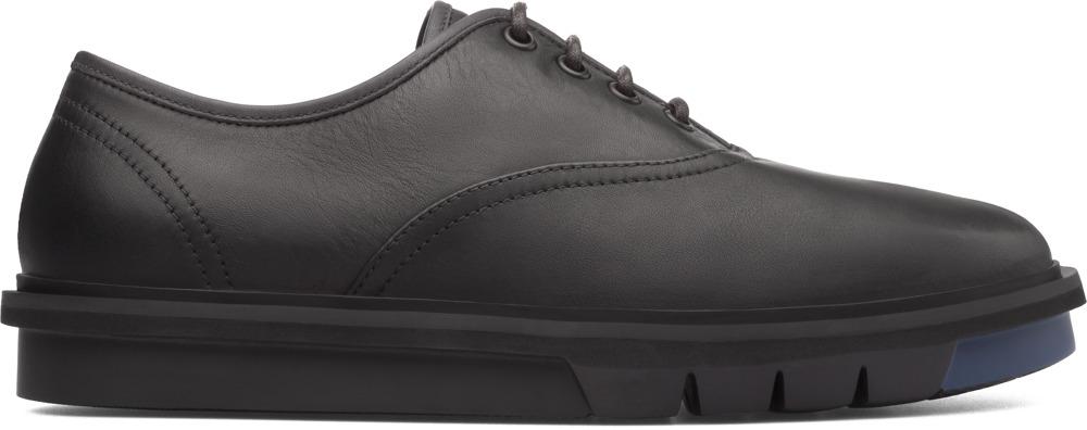 Negro Hombre Calzado Camper Mateo K100236 Zapatos con