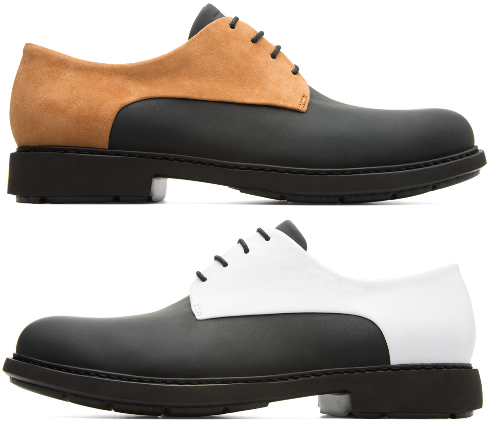 Camper Twins Multicolor Chaussures habillées Homme K100240-002