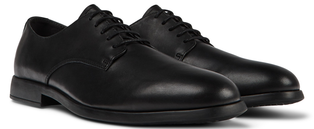 Camper Truman Black Formal Shoes Men K100243-001
