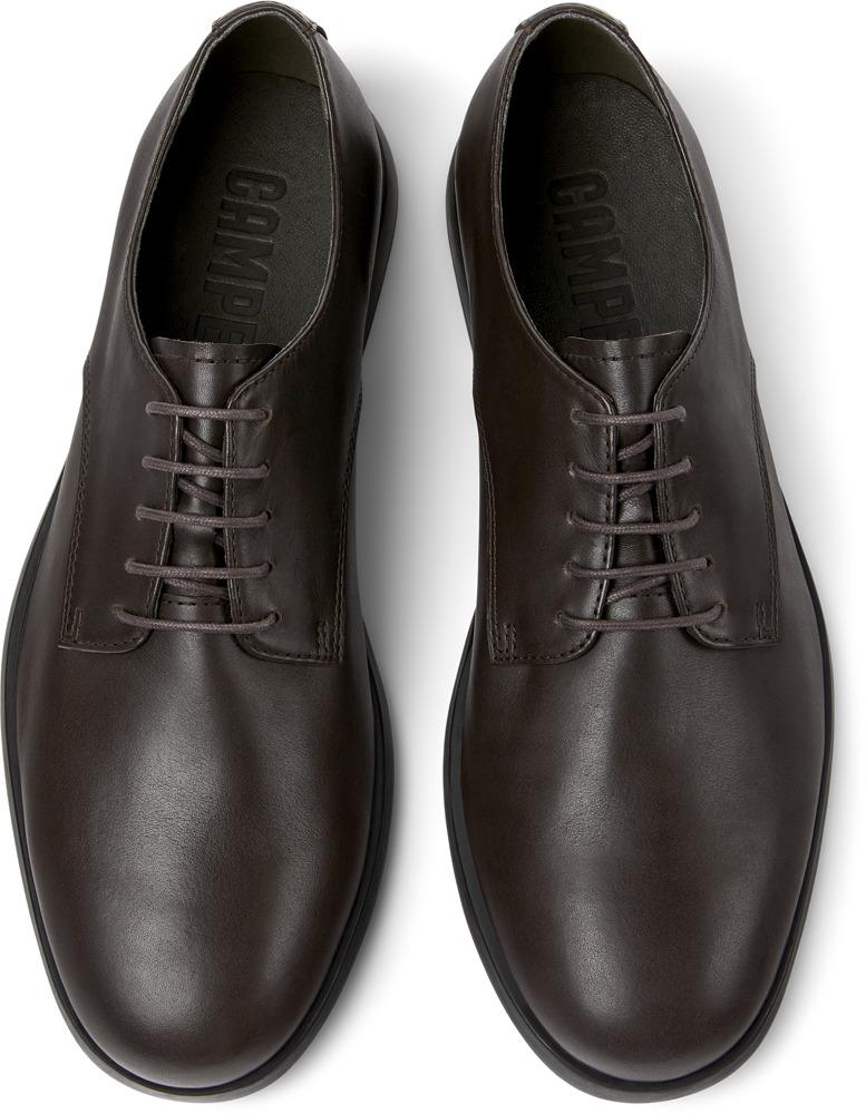 Camper Truman Marron Zapatos de vestir Hombre K100243-003