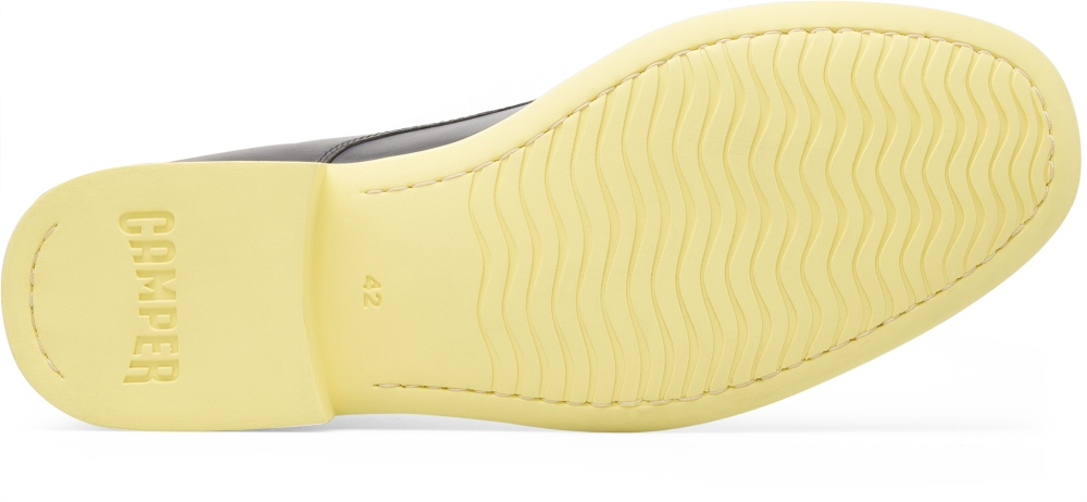 Camper Truman Grey Formal Shoes Men K100243-005