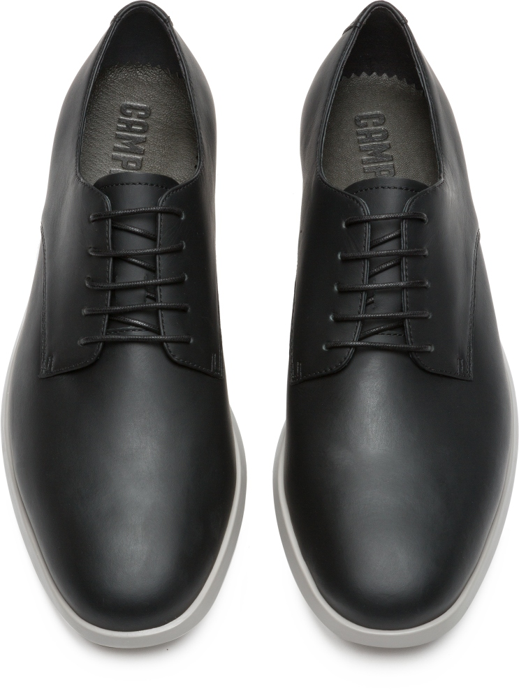 Camper Truman Black Formal Shoes Men K100243-008