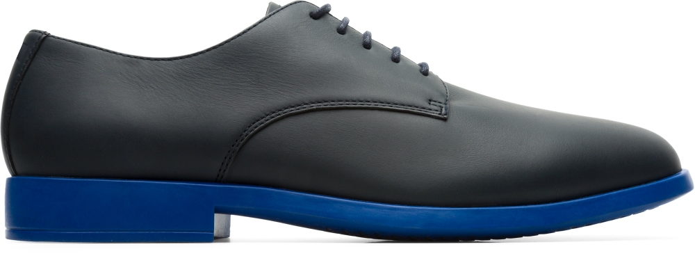 Camper Truman Blue Formal Shoes Men K100243-009