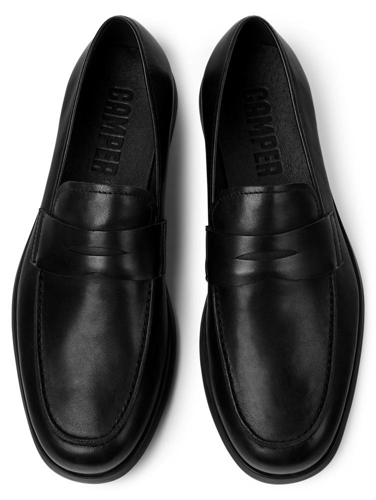 Camper Truman Negro Zapatos de vestir Hombre K100244-001