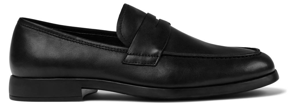 Camper Truman Czarny Eleganckie buty Mężczyźni K100244-001