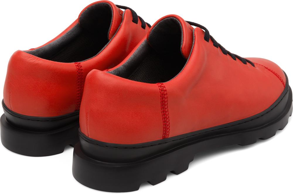 Camper Brutus Red Formal Shoes Men K100245-005