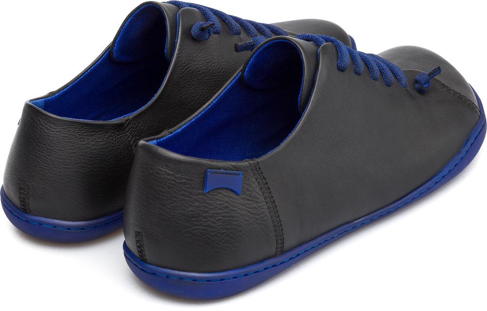 Camper Peu Negro Zapatos Casual Hombre K100249-004