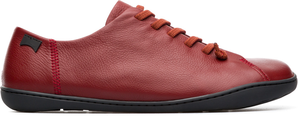 Camper Peu Rojo Zapatos Casual Hombre K100249-007