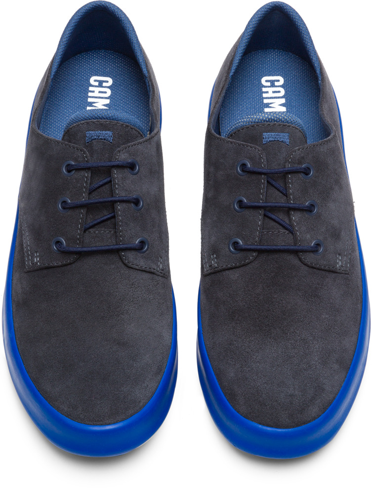 Camper Chasis Bleu Chaussures casual Homme K100280-001