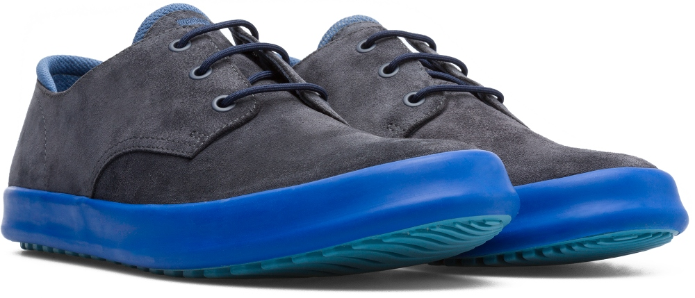 Camper Chasis Blue Casual Shoes Men K100280-001
