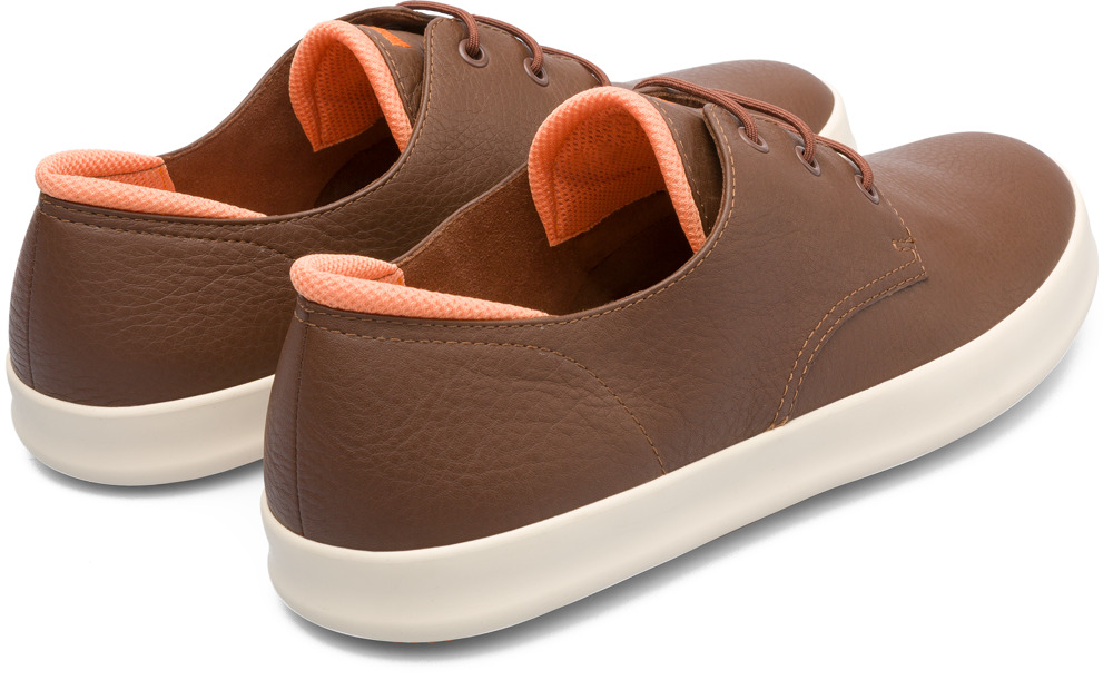 Camper Chasis Brown Casual Shoes Men K100280-003