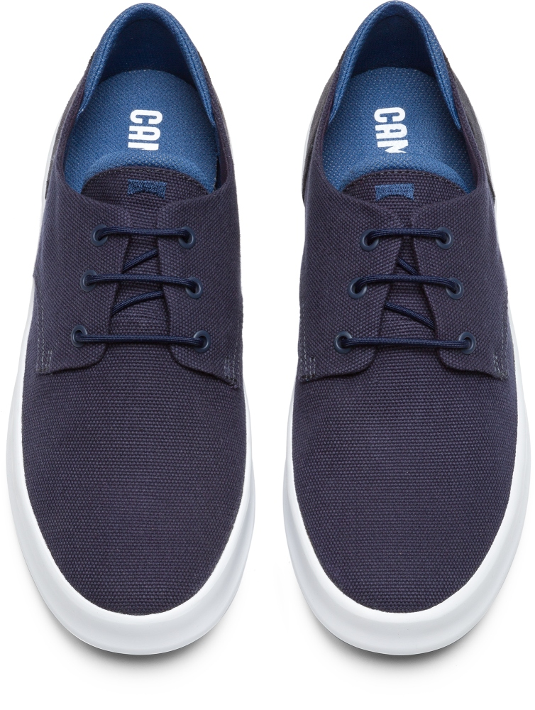 Camper Chasis Blue Casual Shoes Men K100281-003