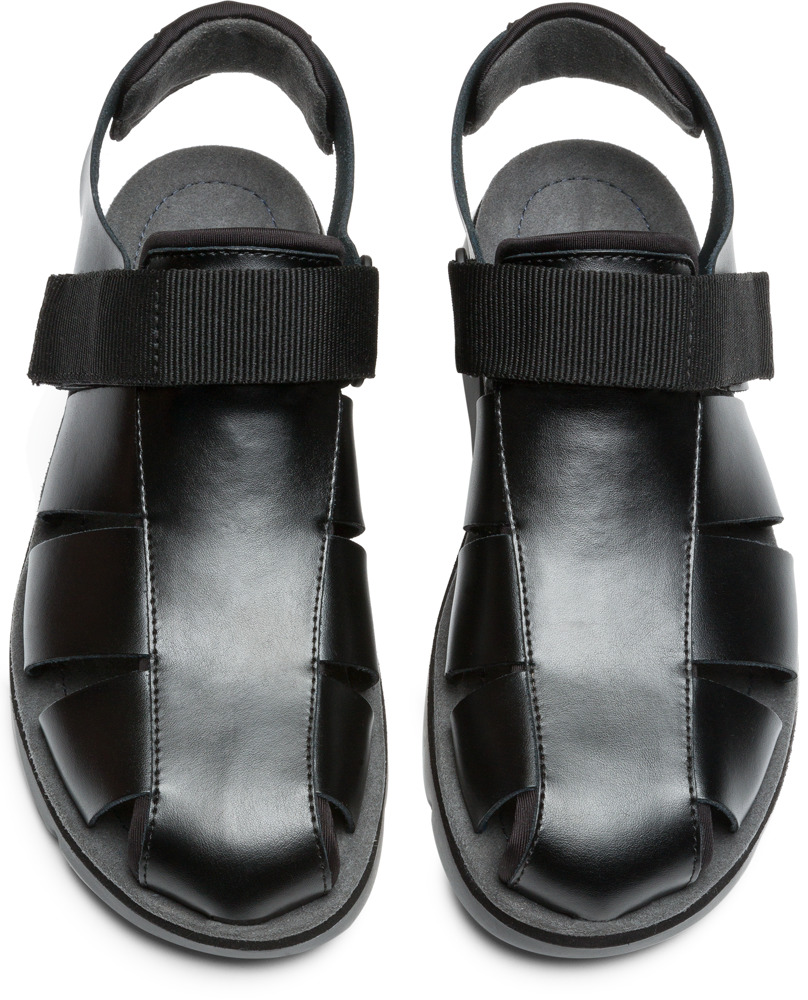 Camper Oruga Black Sandals Men K100285-001