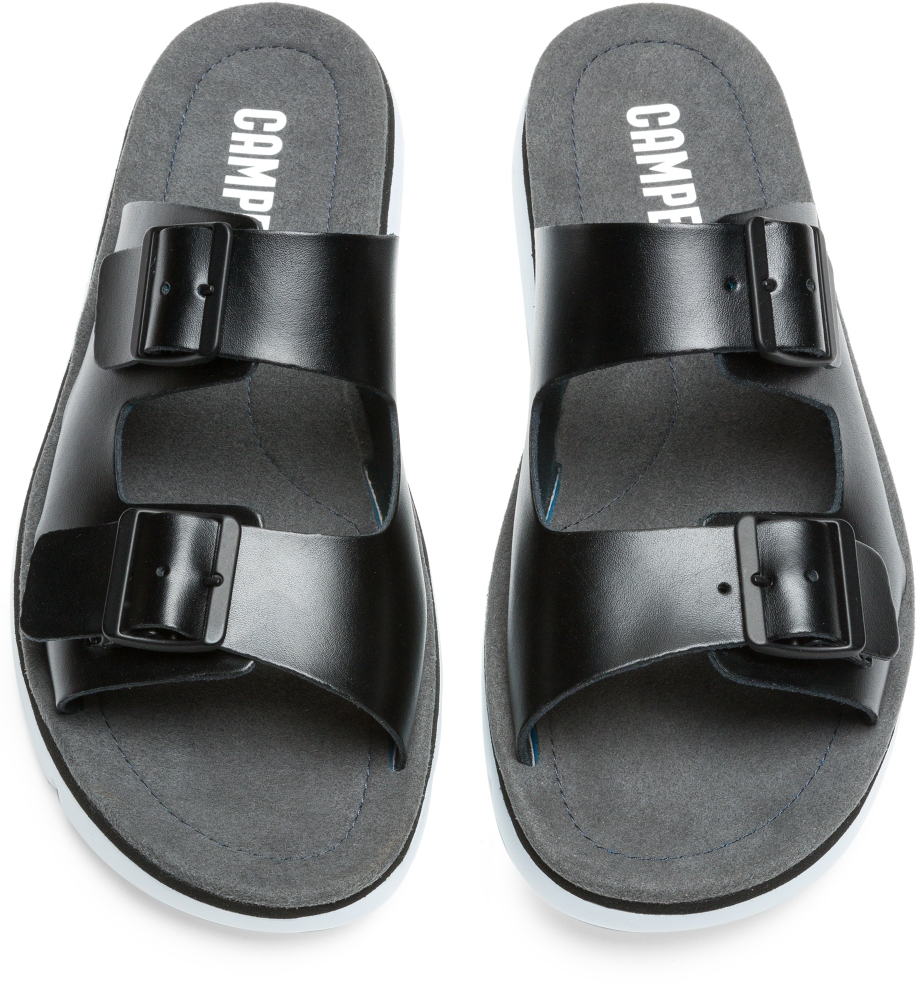 Camper Oruga Black Sandals Men K100286-001