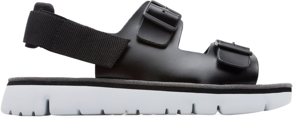 Camper Oruga Black Sandals Men K100287-001