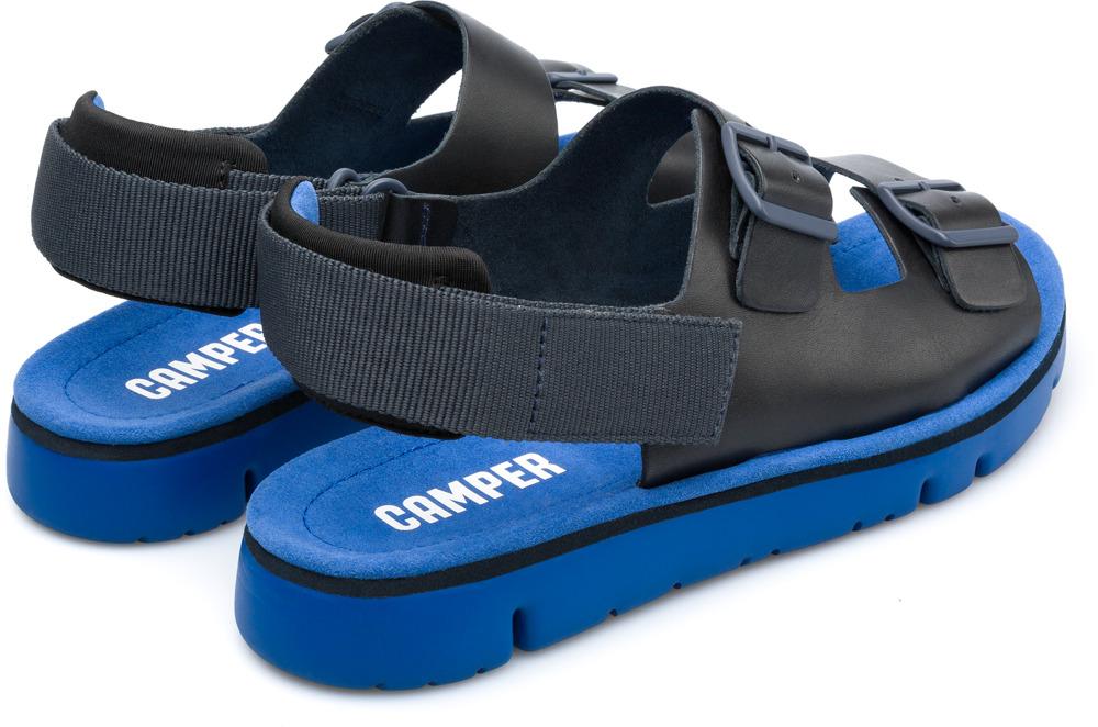 Camper Oruga Blauw Sandalen Heren K100287-002