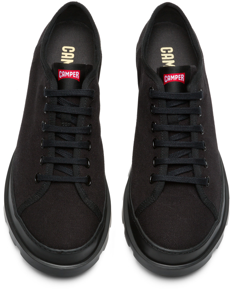 Camper Brutus Black Casual Shoes Men K100294-003